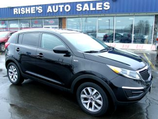 2016 Kia Sportage in Ogdensburg New York