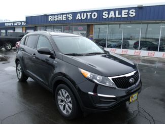 2016 Kia Sportage LX | Rishe's Import Center in Ogdensburg  NY