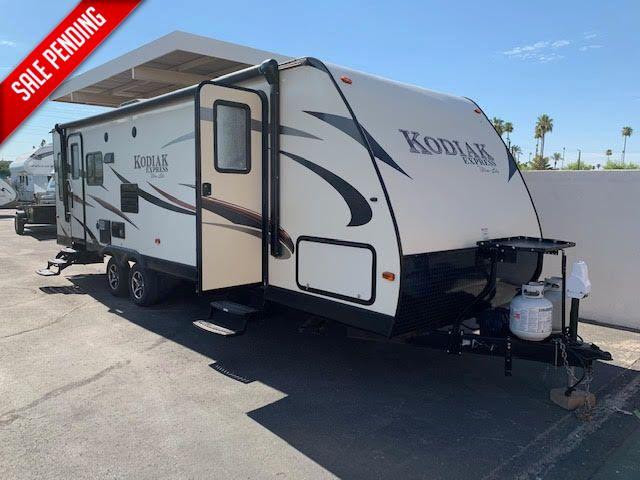 2016 Kodiak Express Ulta Lite 264RLSL    in Surprise-Mesa-Phoenix AZ