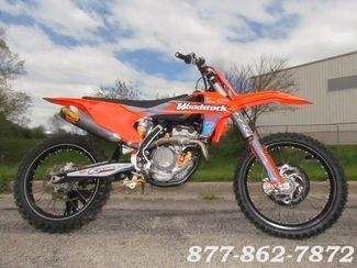 2016 Ktm 250 SX-F 250 SX-F in Chicago, Illinois 60555