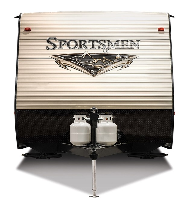 2016 Kz Sportsmen LE 272BH Show Stopper Mandan, North Dakota 4