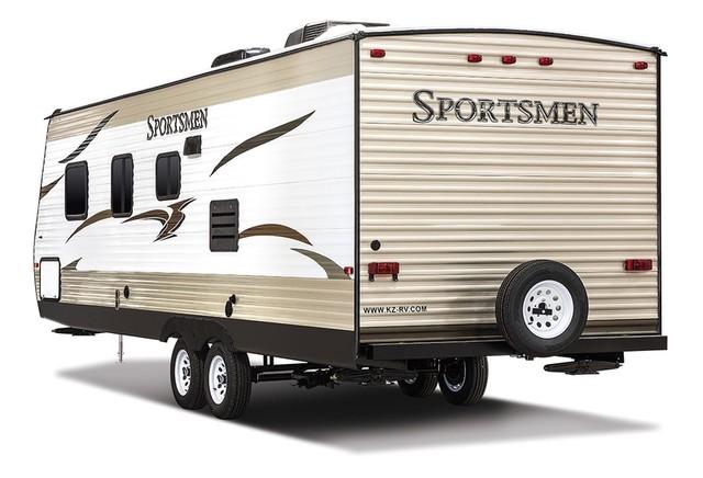 2016 Kz Sportsmen LE 272BH Show Stopper Mandan, North Dakota 5