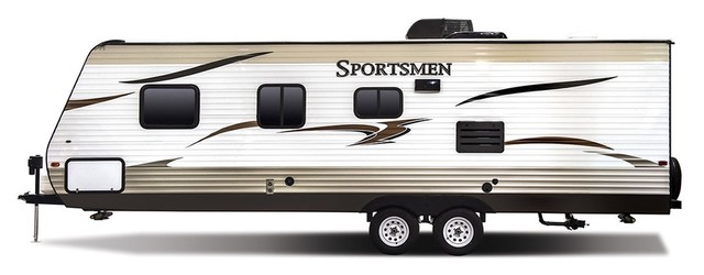 2016 Kz Sportsmen LE 272BH Show Stopper Mandan, North Dakota 3