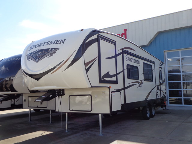 2016 Kz Sportsmen S266BH Mandan, North Dakota 1