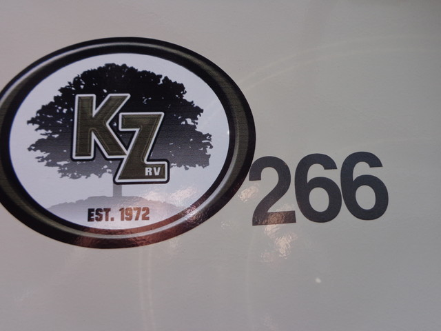 2016 Kz Sportsmen S266BH Mandan, North Dakota 6