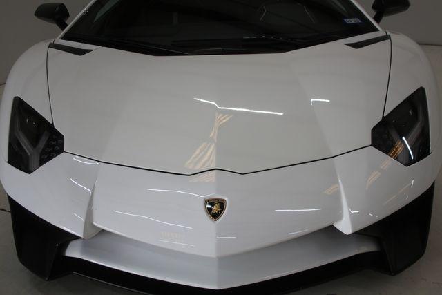 2016 Lamborghini Aventador LP 750-4 Superveloce Houston, Texas 12