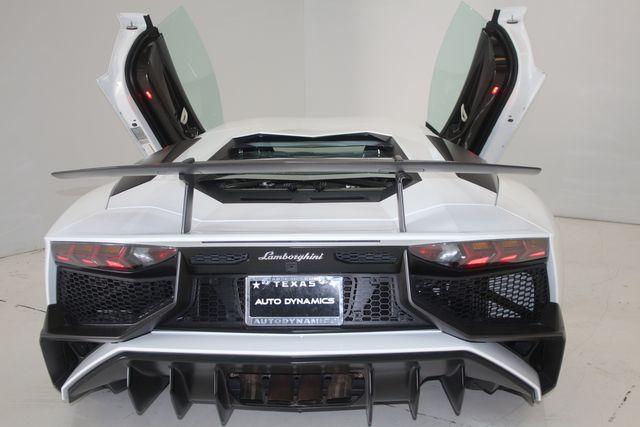 2016 Lamborghini Aventador LP 750-4 Superveloce Houston, Texas 16
