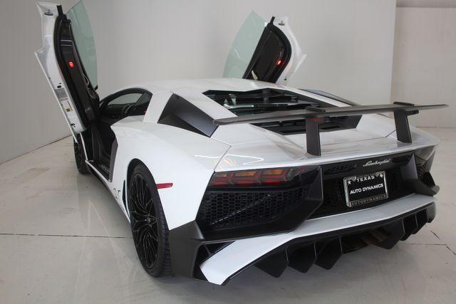 2016 Lamborghini Aventador LP 750-4 Superveloce Houston, Texas 18