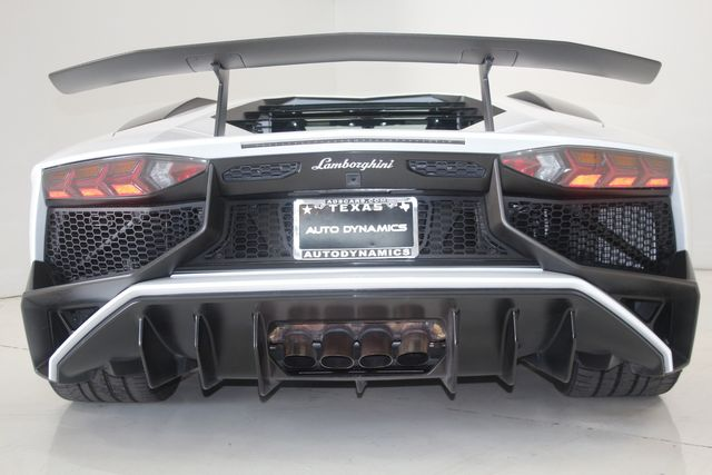 2016 Lamborghini Aventador LP 750-4 Superveloce Houston, Texas 19