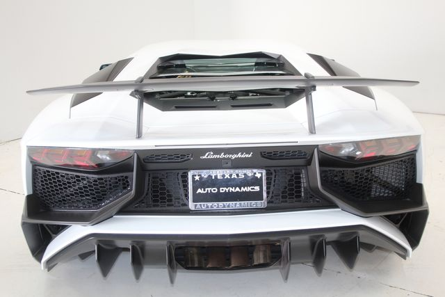 2016 Lamborghini Aventador LP 750-4 Superveloce Houston, Texas 20