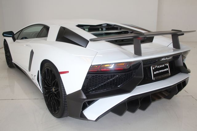 2016 Lamborghini Aventador LP 750-4 Superveloce Houston, Texas 21