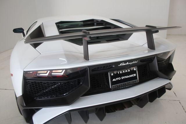 2016 Lamborghini Aventador LP 750-4 Superveloce Houston, Texas 22