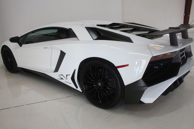 2016 Lamborghini Aventador LP 750-4 Superveloce Houston, Texas 25
