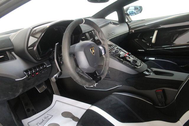 2016 Lamborghini Aventador LP 750-4 Superveloce Houston, Texas 30