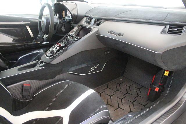 2016 Lamborghini Aventador LP 750-4 Superveloce Houston, Texas 31