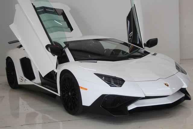 2016 Lamborghini Aventador LP 750-4 Superveloce Houston, Texas 4