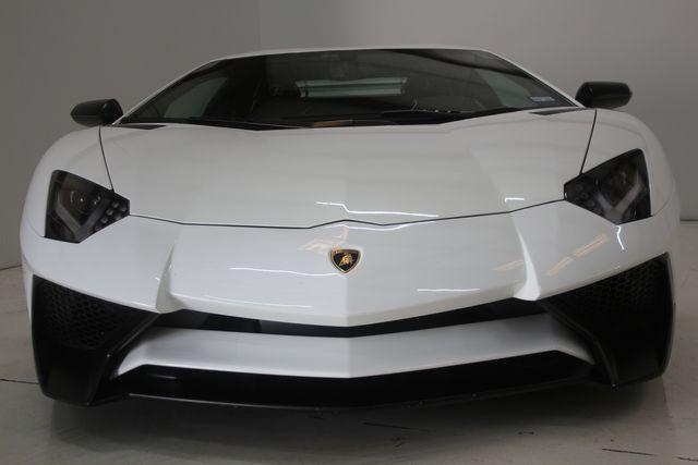 2016 Lamborghini Aventador LP 750-4 Superveloce Houston, Texas 7