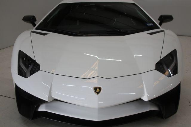 2016 Lamborghini Aventador LP 750-4 Superveloce Houston, Texas 8
