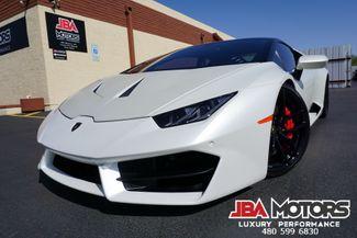 2016 Lamborghini Huracan LP610-4 AWD Coupe LP 610 ~ Matte White ~ 11k Miles | MESA, AZ | JBA MOTORS in Mesa AZ