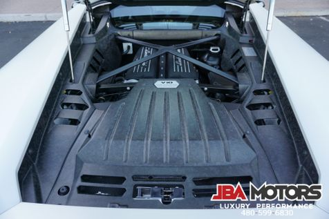2016 Lamborghini Huracan LP610-4 AWD Coupe LP 610 ~ Matte White ~ 11k Miles | MESA, AZ | JBA MOTORS in MESA, AZ
