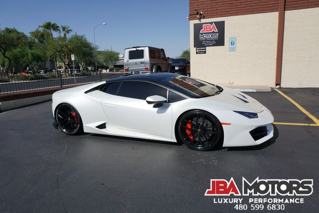 2016 Lamborghini Huracan LP610-4 AWD Coupe LP 610 ~ Matte White ~ 11k Miles in Mesa, AZ 85202