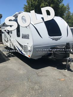 2295 Lance 2016 Travel Trailer - Preowned  in Livermore California