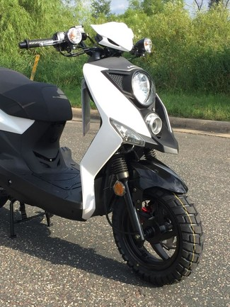 2016 Lance Cabo 50 Moped Blaine, Minnesota 6