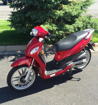 2016 Lance Soho 50 Moped Blaine, Minnesota