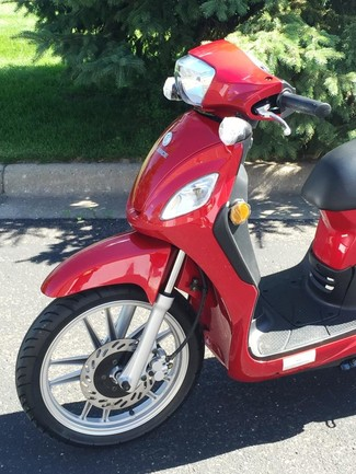 2016 Lance Soho 50 Moped Blaine, Minnesota 1