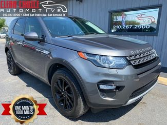 2016 Land Rover Discovery HSE in San Antonio, TX 78212