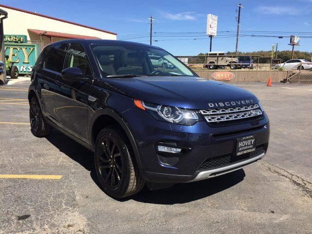 2016 Land Rover Discovery Sport HSE HSE in Boerne, Texas 78006