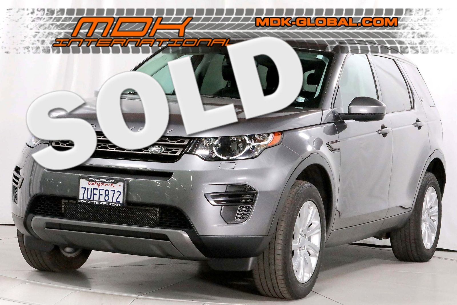 Used Land Rover Discovery Sport Se Burbank Ca