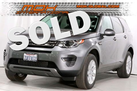 2016 Land Rover Discovery Sport SE - 4WD - 2.0L Turbo - Back up camera  in Los Angeles