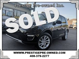 2016 Land Rover DISCOVERY SPORT in Campbell CA