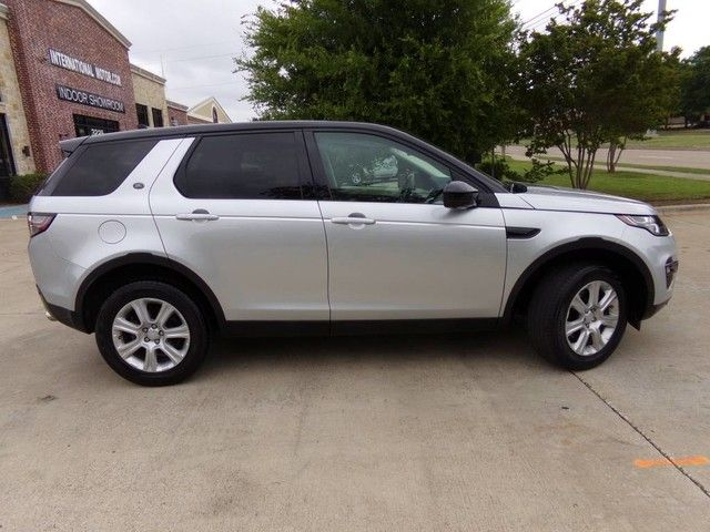 2016 Land Rover Discovery Sport HSE LUX 1-Owner in Carrollton, TX 75006
