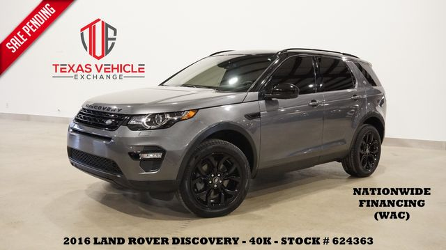 2016 Land Rover Discovery Sport HSE AWD PANO ROOF,NAV,HTD LTH,40K