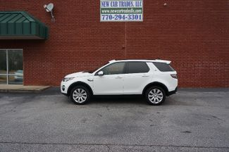 2016 Land Rover Discovery Sport HSE LUX 3RD ROW in Loganville Georgia, 30052