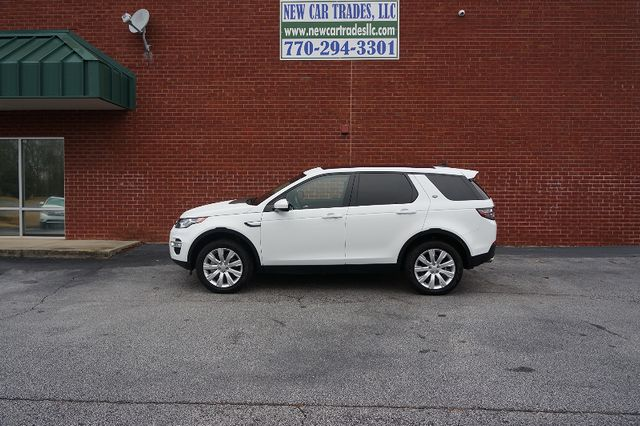 2016 Land Rover Discovery Sport HSE LUX 3RD ROW