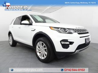 2016 Land Rover Discovery Sport HSE in McKinney, Texas 75070
