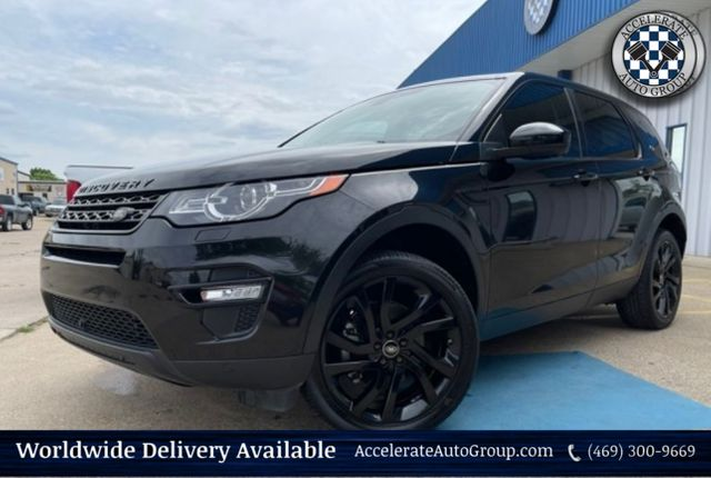 2016 Land Rover Discovery Sport HSE LUX in Rowlett