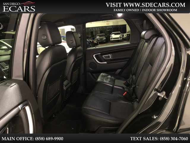 2016 Land Rover Discovery Sport SE