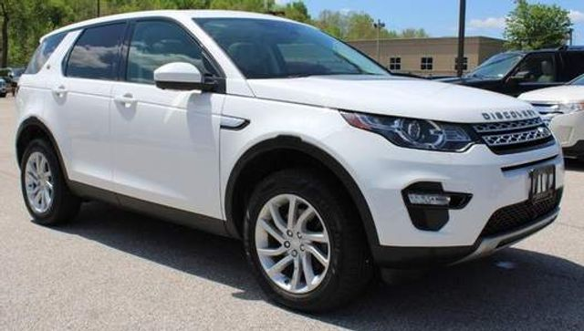 2016 Land Rover Discovery Sport HSE St. Louis, Missouri 0