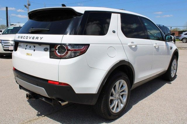 2016 Land Rover Discovery Sport HSE St. Louis, Missouri 2