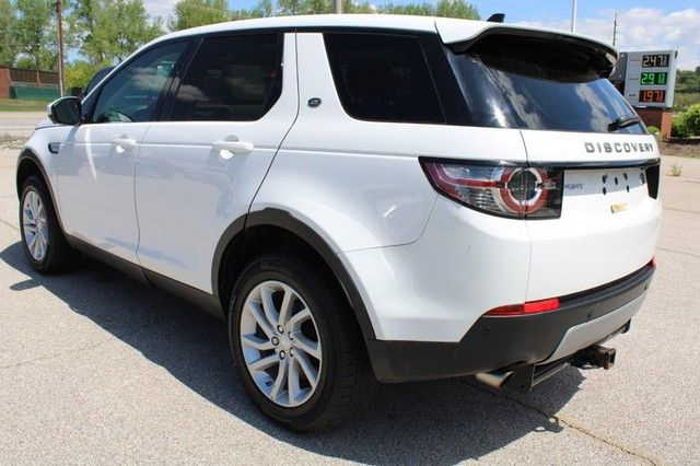 2016 Land Rover Discovery Sport HSE St. Louis, Missouri 3