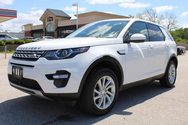 2016 Land Rover Discovery Sport HSE St. Louis, Missouri 5