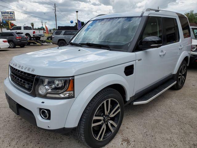 2016 Land Rover LR4 HSE LUX in Brownsville, TX 78521
