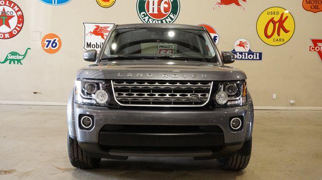 2016 Land Rover LR4 ROOF,BACK-UP CAM,HEATED LEATHER,31K,WE FINANCE