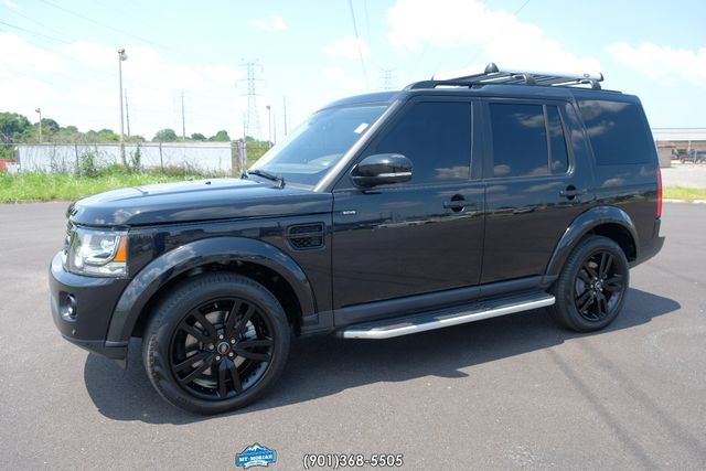 2016 Land Rover LR4 HSE NAVIGATION SUNROOF in Memphis, Tennessee 38115