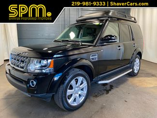 2016 Land Rover LR4 HSE in Merrillville, IN 46410