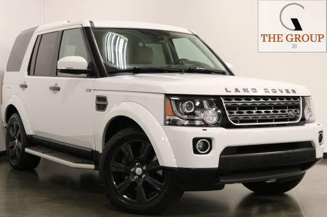 2016 Land Rover LR4 HSE in Mansfield